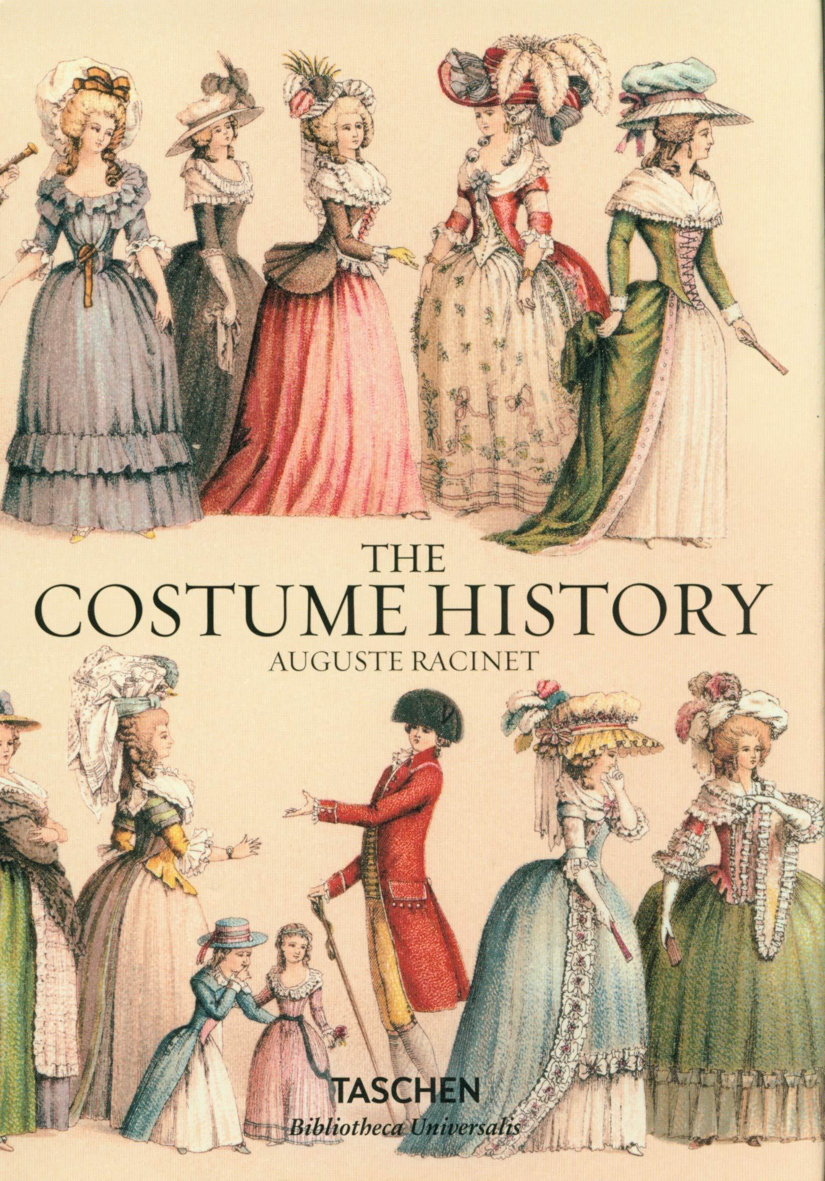 Racinet. The Costume History: BU Bibliotheca Universalis: Amazon ...