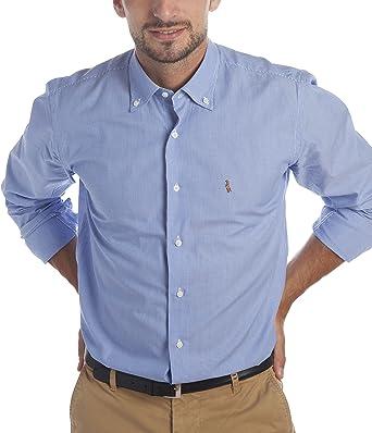 Deep Brody Camisa de Hombre Deep Rain Casual Italia. Puro ...