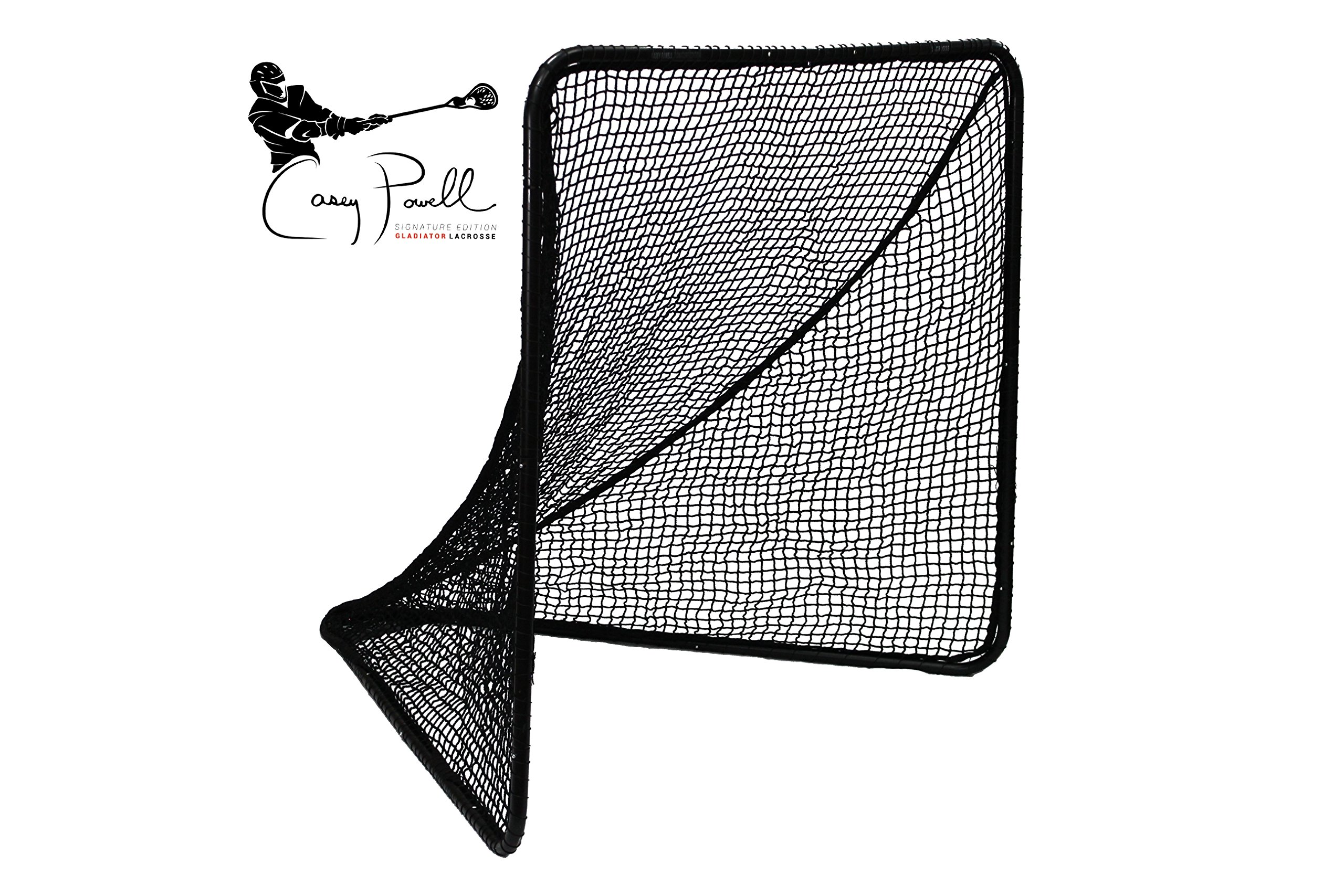 Gladiator Official Lacrosse Goal Net - Casey Powell Signature Edition by Gladiator Lacrosse by Casey Powell Signature Edition