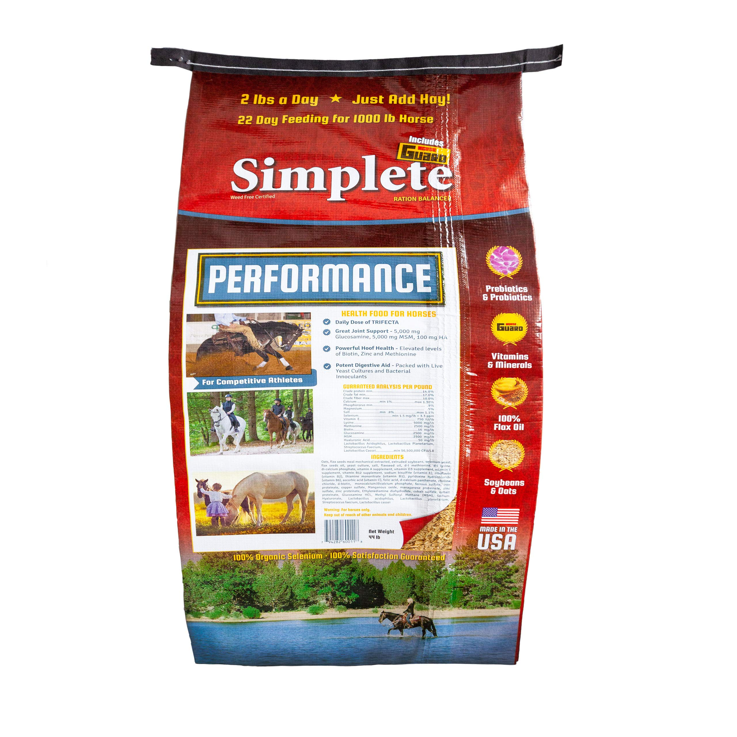 Horse Guard Simplete High Performance