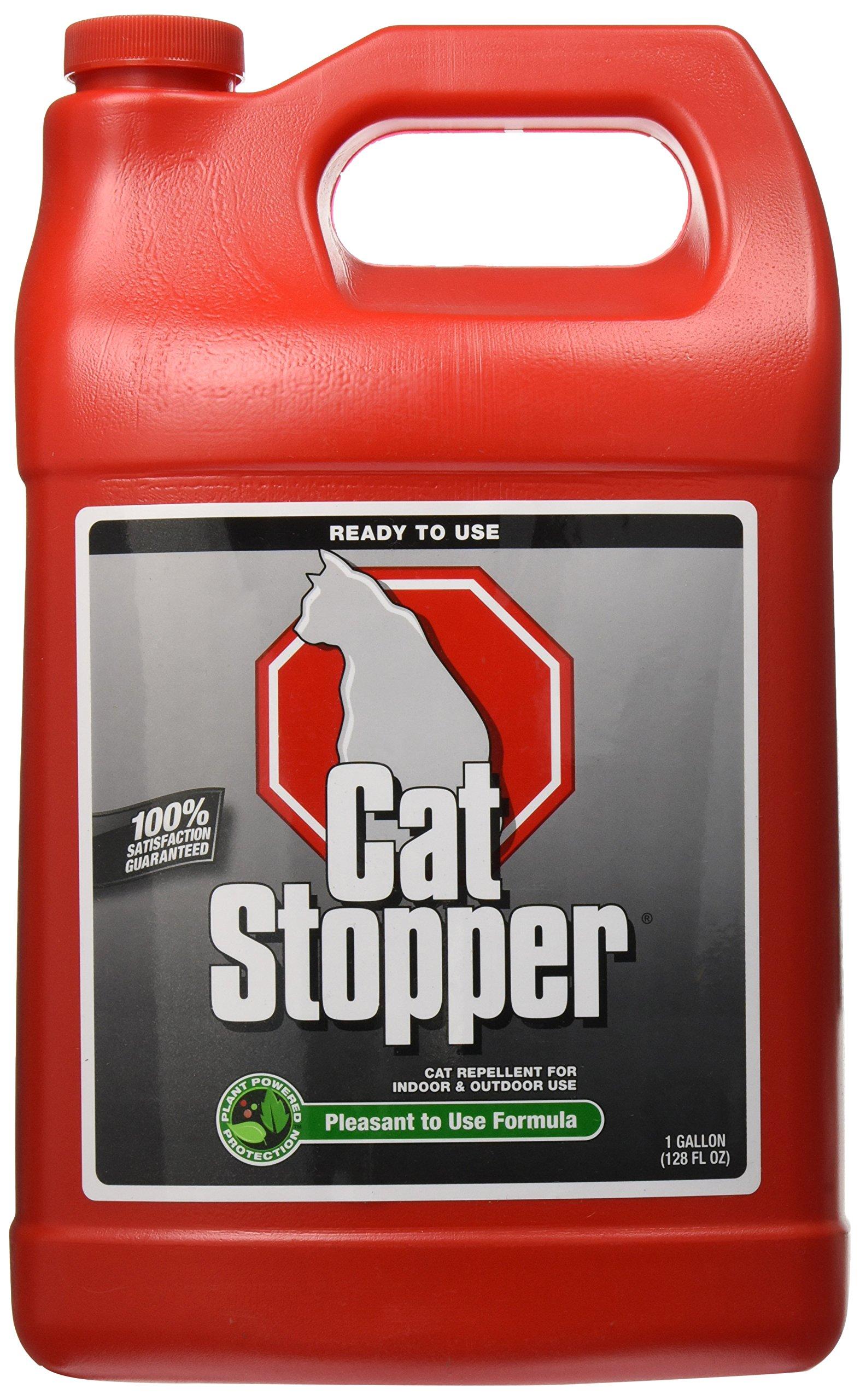 Messina Wildlife Cat Stopper Refill Pest Repellant, 1 gallon by Messina Wildlife