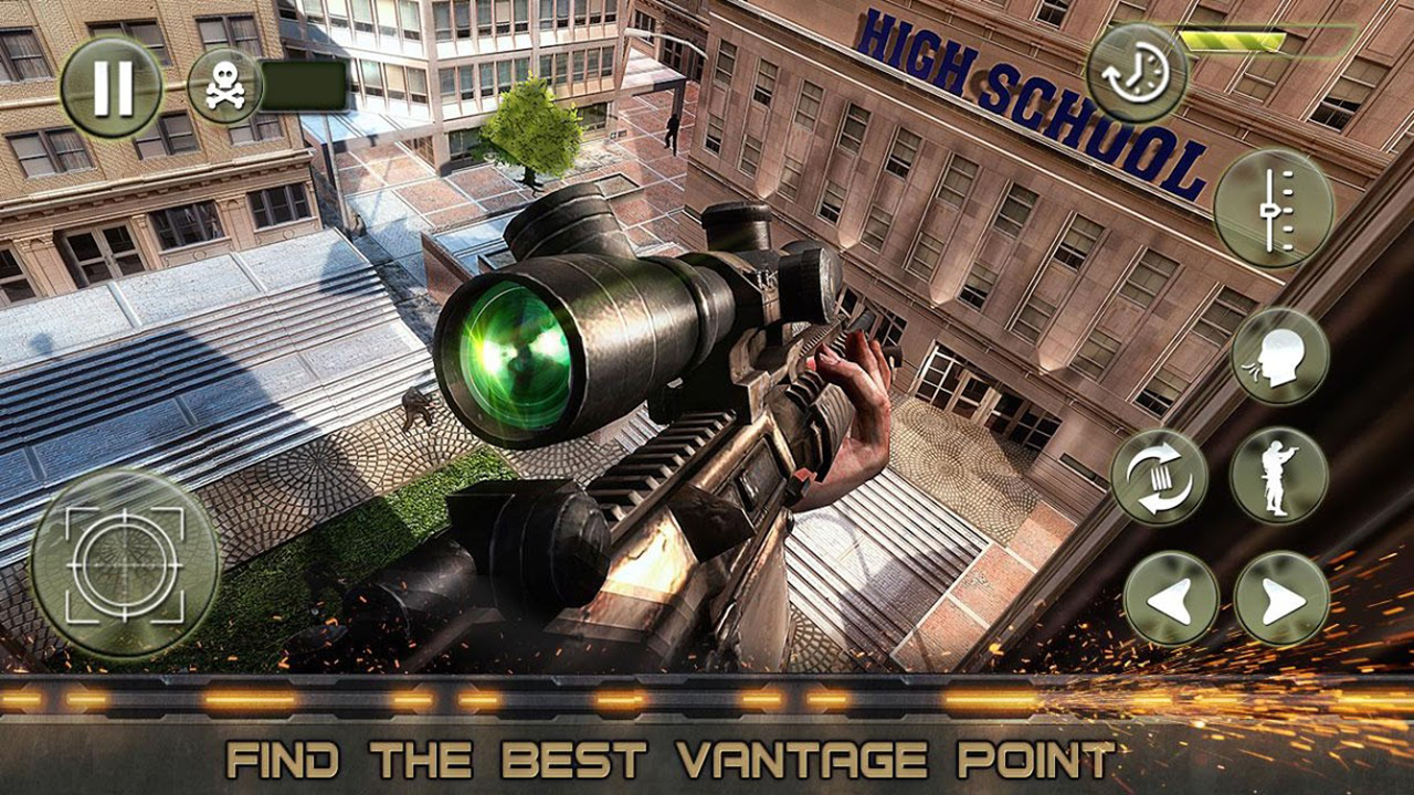 Amazon Com Shot To Kill Terrorist Attack In Battle Simulator American Sniper Shooter Arena 3d Game Appstore For Android