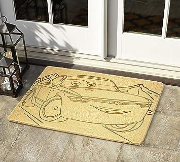 Amazon.com: Alfombrilla de puerta para exteriores, diseño de ...