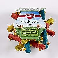 Kaytee Mini Nut Knot Nibbler Chew Toy for Hamsetrs