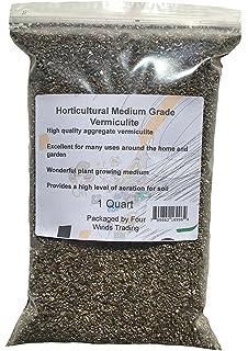 Horticultural Medium Grade Vermiculite 1 Quart