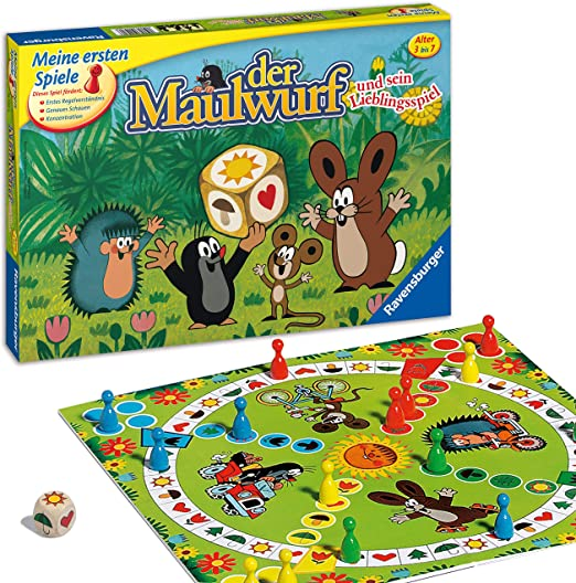 Ravensburger Kinderspiele 22236 Äpfelchen: