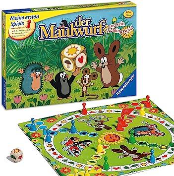 Ravensburger 215706 Niños Juego de Mesa de Carreras - Juego de Tablero (Juego de Mesa de Carreras, Niños, 20 min, Niño/niña, 3 año(s), 7 año(s)): Amazon.es: Juguetes y juegos