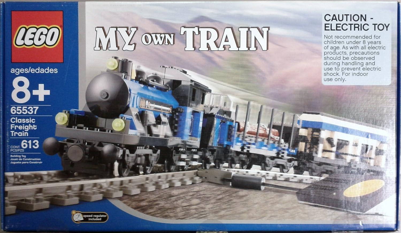 LEGO My Own Train 65537 Classic Freight Train