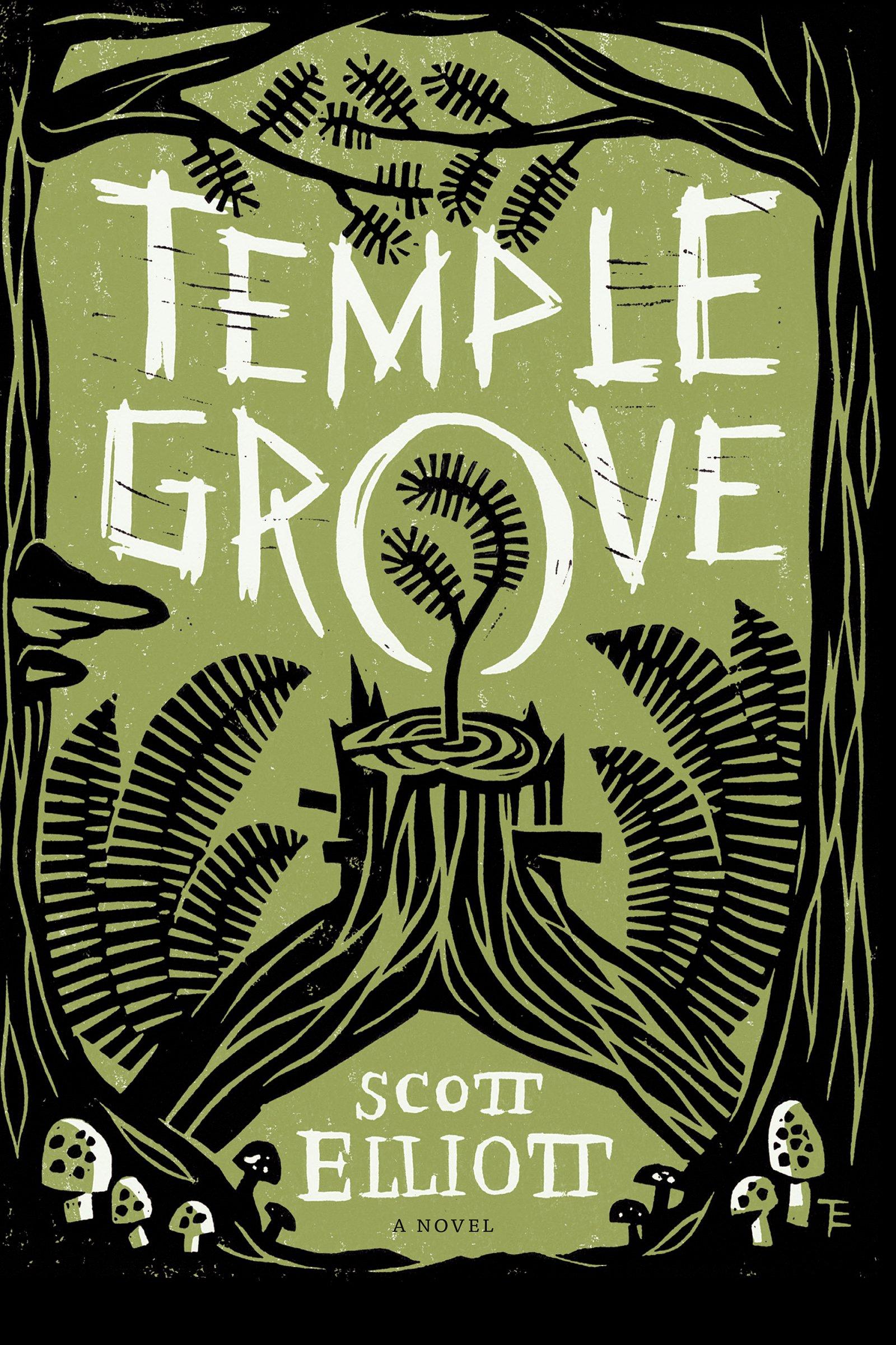 Temple Grove: A Novel PDF