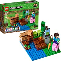 Lego Minecraft The Melon Farm 69-Pcs. Building Kit