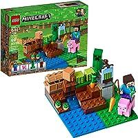 LEGO Juego de Construcción Minecraft la Granja de Melones (21138)