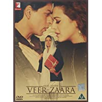 Veer-Zaara (2004) - Shah Rukh Khan - Preity Zinta - Rani Mukherjee - Bollywood - Indian Cinema - Hindi Film [Edizione: Regno Unito]