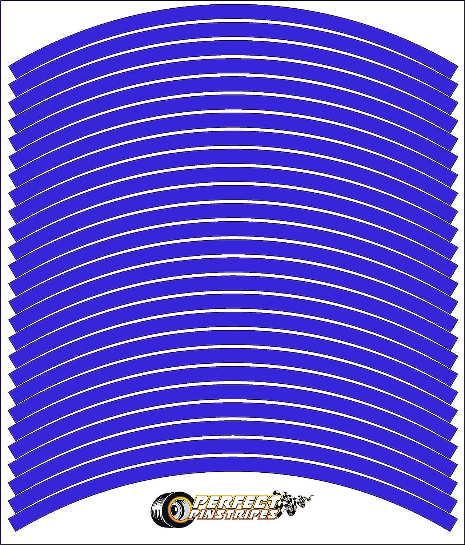 Curved Tape for A 20 Wheel, 5mm Stripe, Gloss White G10 Perfect Pinstripe Gloss Wheel Kit Pre-Cut 3M 1080 Vinyl Pinstriping