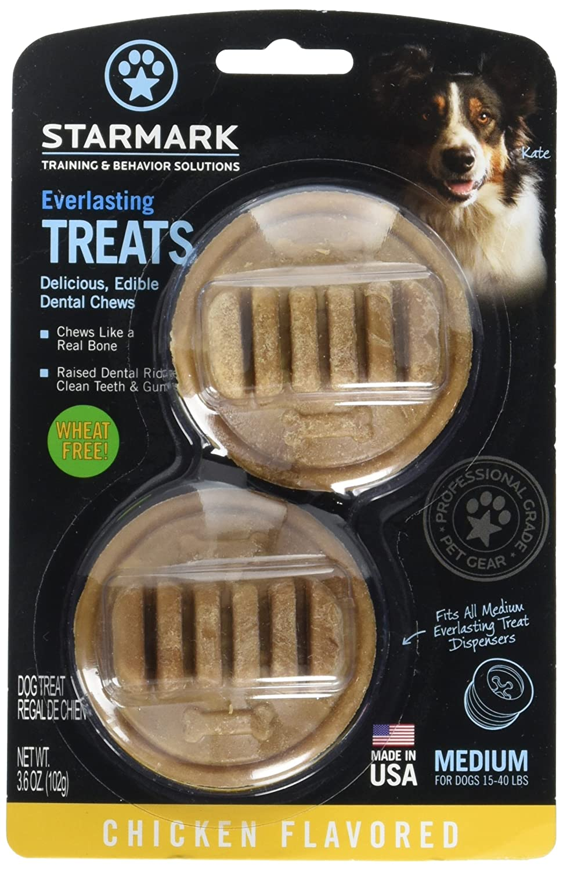 (4 Pack) Everlasting Treat Medium Chicken Made in the USA