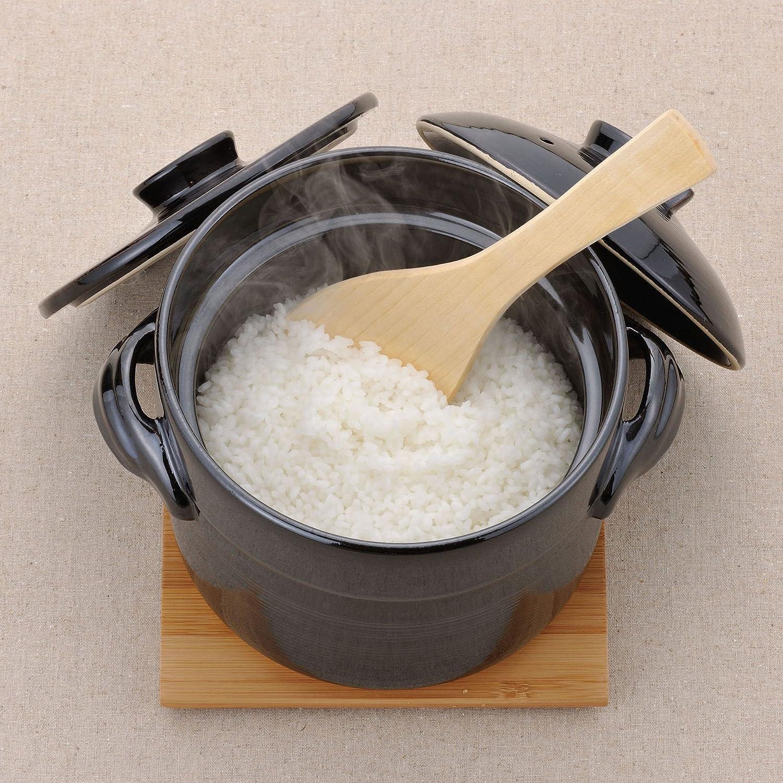 和平フレイズ 炊飯土鍋 ごはん おもてなし和食 2合炊き ガス火 電子レンジ OR-7109