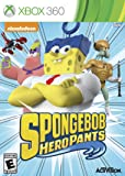 Spongebob Hero Pants The Game 2015 - Xbox 360