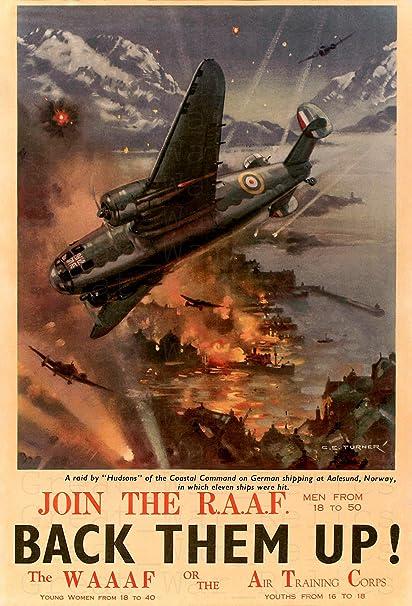 Amazon com: UpCrafts Studio Design WW2 Propaganda Poster - Size 11 7