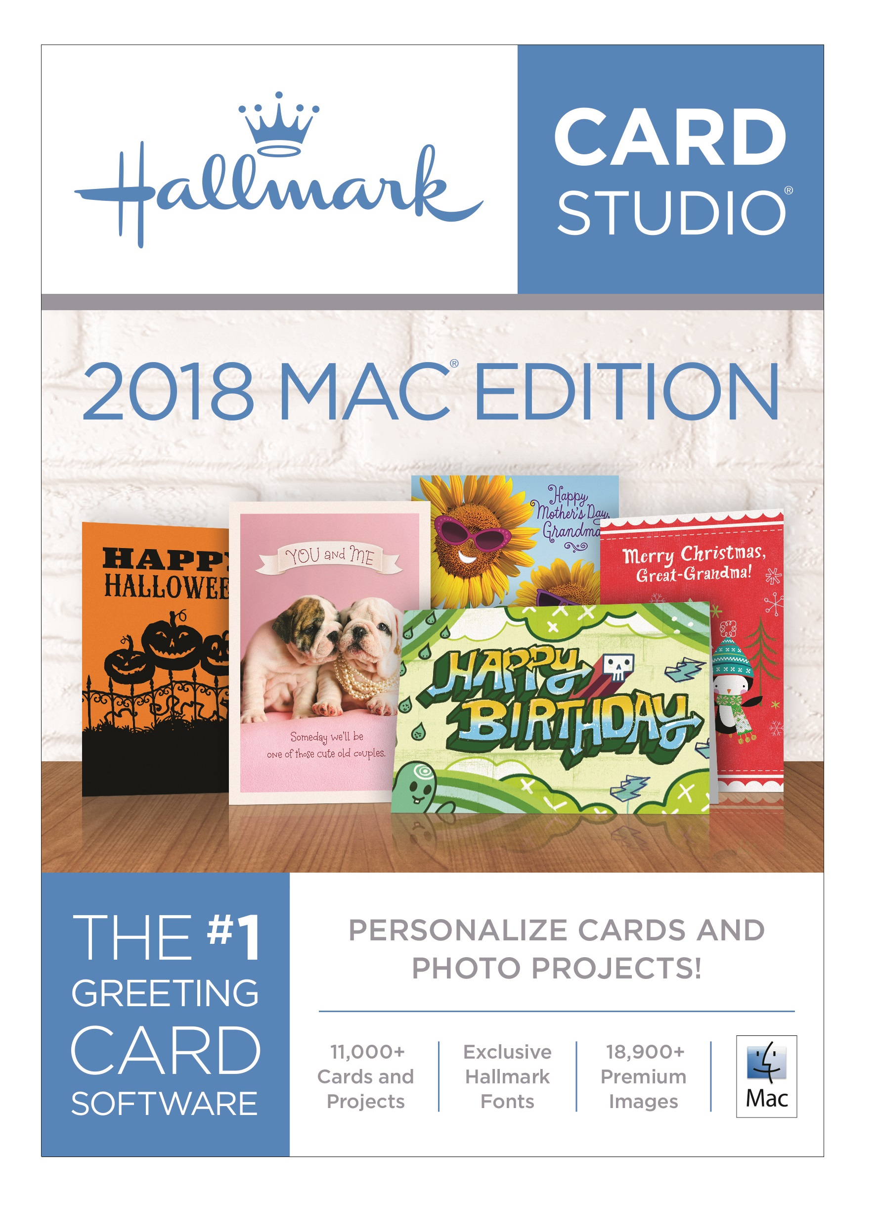 Amazon Hallmark Card Studio 2018 Mac Edition Download Software