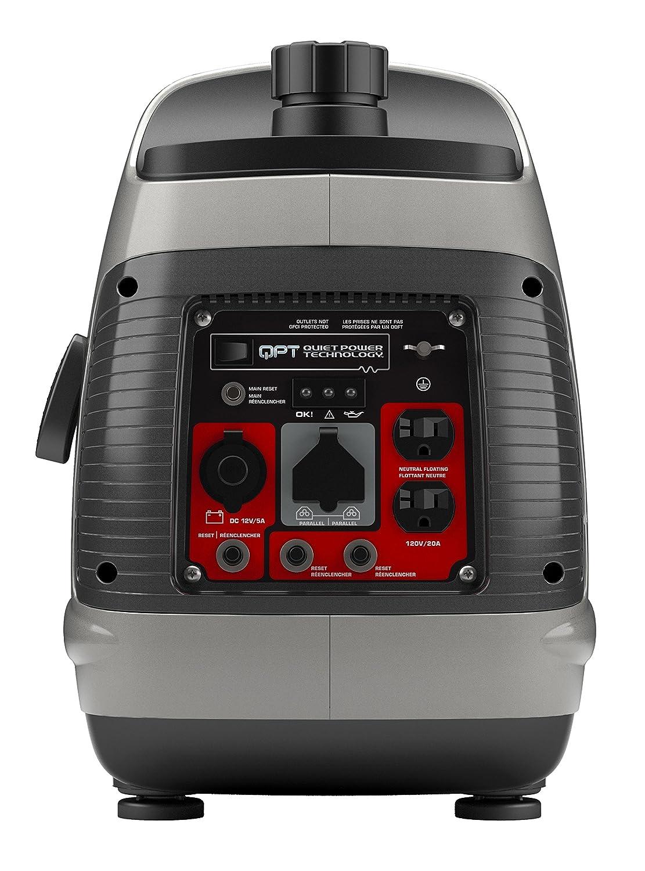 Briggs & Stratton 30651 P2200 PowerSmart Series Portable 2200-Watt on