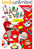 Learn To Draw - Pets, People, Vehicles, Sports, Farm Animals: Fun and crazy step-by-step drawing activities for the whole family! 5 books in 1!