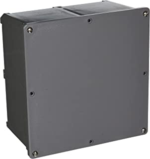 Thomas u0026 Betts E989NCAR 8X8X4 PVC JUNCTION BOX  sc 1 st  Amazon.com & Thomas u0026 Betts E987R 6