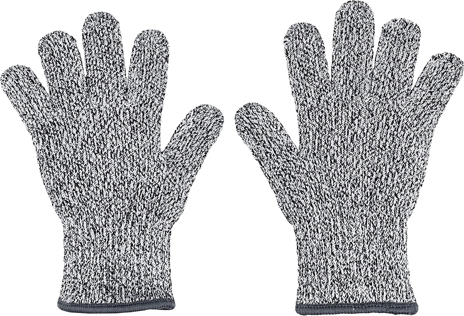 Cutlery-Pro Mesh Child-Size Cutting Knife Safety Gloves, Level-5 Protection, Fits Most Kids' Hands, 1-Pair