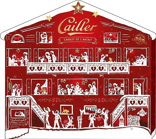 Weihnachtskalender Erwachsene.Cailler Adventskalender Weihnachtskalender Für Kinder Und