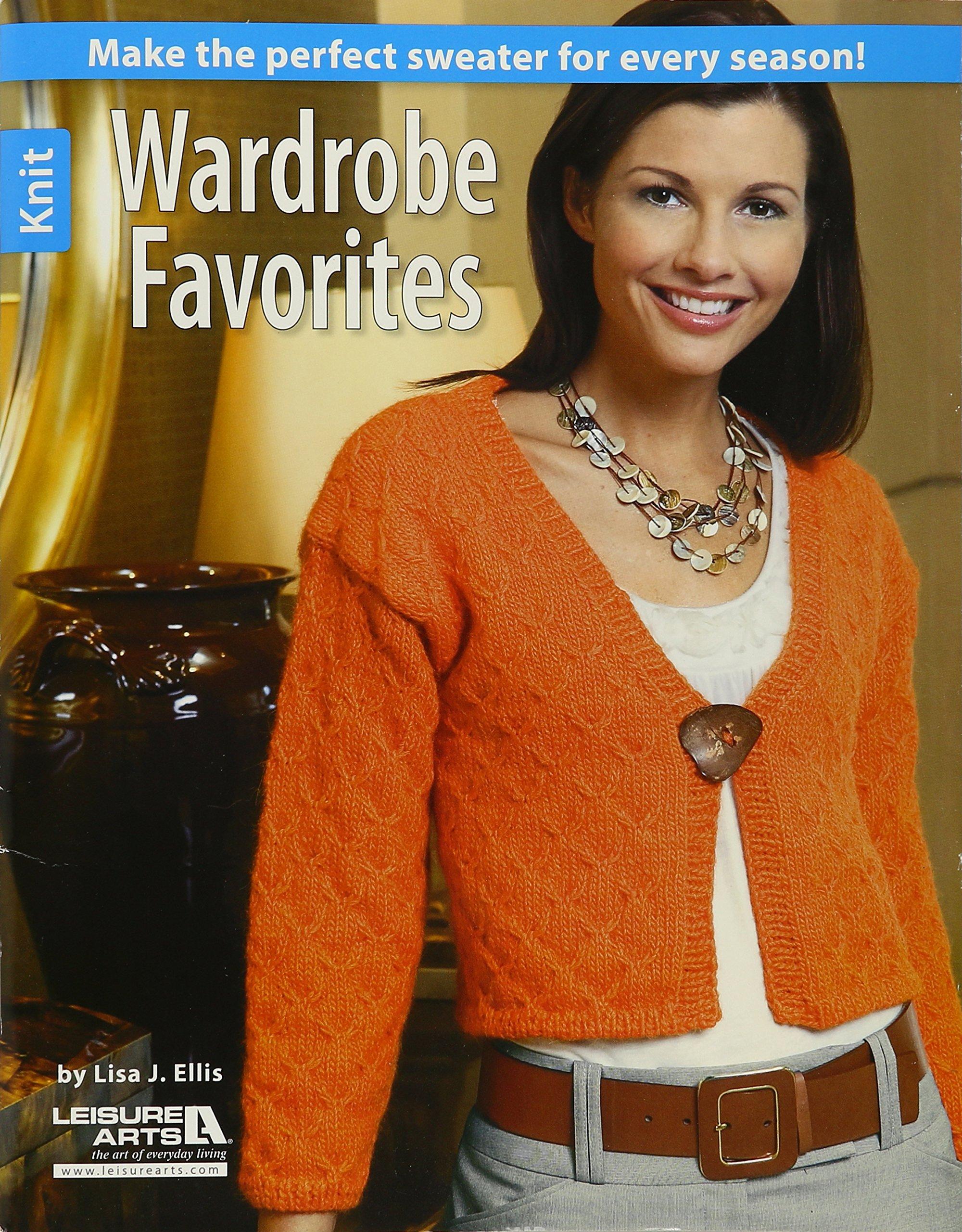 64784b1244d7 Wardrobe Favorites: Lisa J. Ellis: 9781464738661: Amazon.com: Books