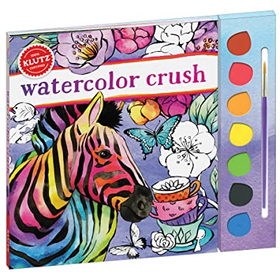 KLUTZ Watercolor Crush Toy: Klutz, Chan, Heatherlee: Toys & Games