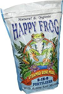 FoxFarm Fox Farm FX14057 Happy Frog Steamed Bone Meal Fertilizer