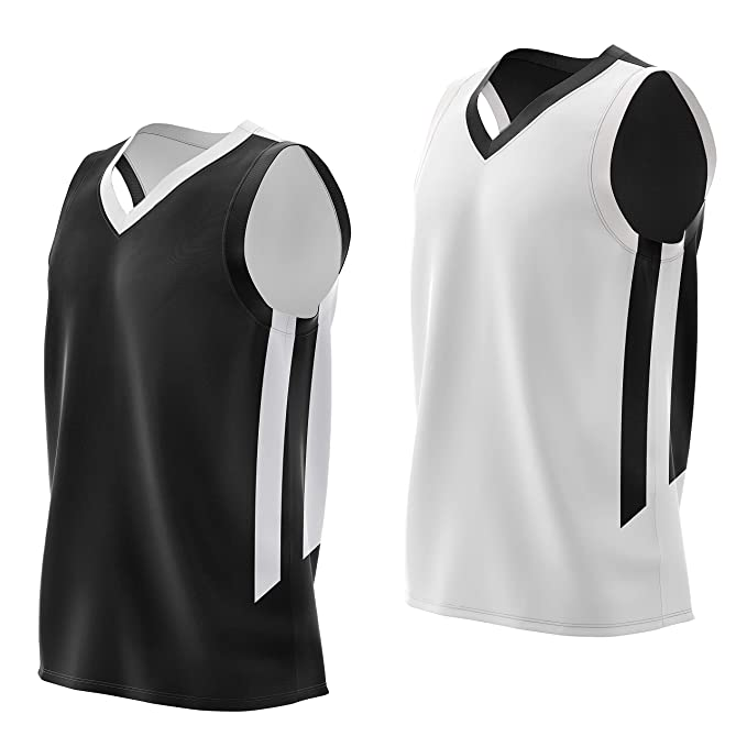 6df51fa78b416 Amazon.com: Liberty Imports Reversible Men's Mesh Athletic ...