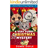 A Very Furry Christmas Mystery (Curly Bay Animal Rescue Cozy Mystery Book 8)