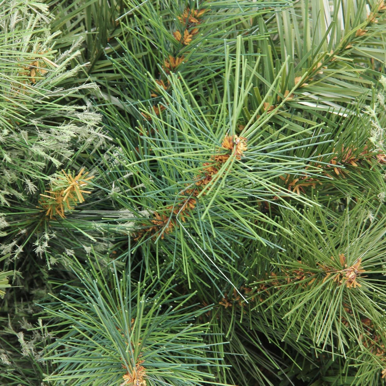 Northlight Unlit Atlanta Mixed Cashmere Pine Medium Artificial Christmas Tree, 7.5' by Northlight (Image #2)