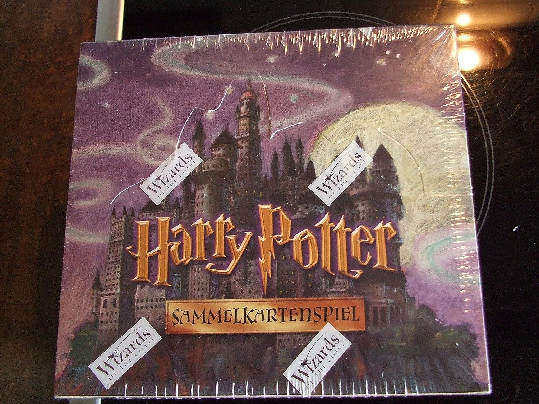 Harry Potter Sammelkartenspiel 36 Booster Display