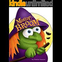 Magic Broom (Charles Reasoner Halloween Books)
