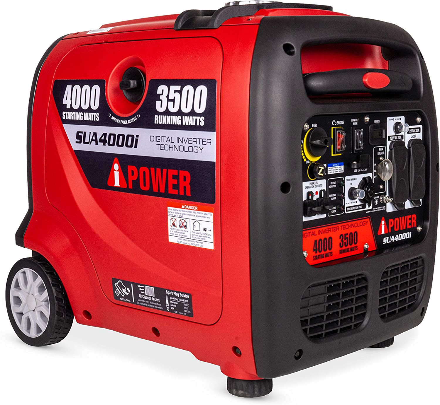 Top 10 Best Generators For Home Use Review (2021) 2