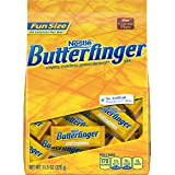 Butterfinger Fun Size Stand Up Bag, 11.5 oz