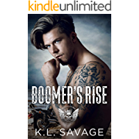 BOOMER'S RISE (RUTHLESS KINGS MC™ ATLANTIC CITY (A RUTHLESS UNDERWORLD NOVEL) Book 1)