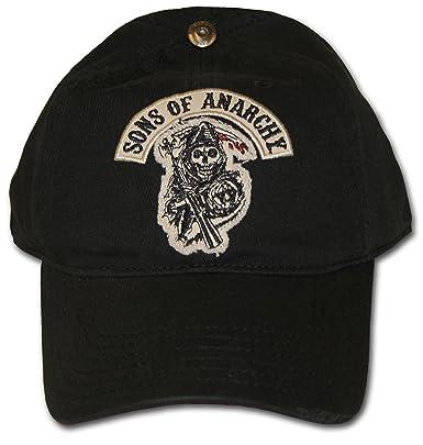 incroyable sélection belle qualité nouvelle arrivée Sons Of Anarchy Soa Applique Art Drap-housse élastique noir ...