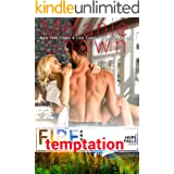 Fire and Temptation (A Hope Falls Novel Book 16)
