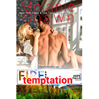 Fire and Temptation (Hope Falls Book 16) (English Edition)