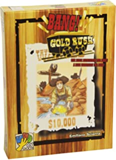Amazon.com: Bang! The Wild West Card Game 4th Edition by DaVinci ...