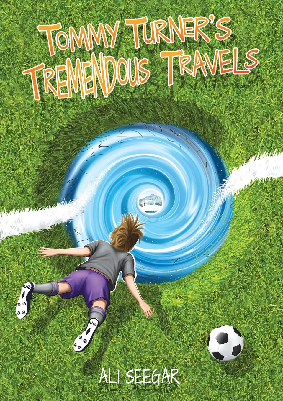 Read Online Tommy Turner's Tremendous Travels PDF
