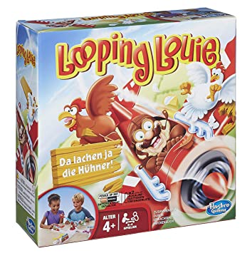 Hasbro Looping Louie Edicion 2015 15692398 Version En Aleman