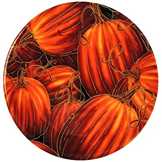 Andreas Silicone Trivet, Pumpkin Patch, 8 Inch