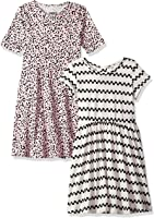 Limited Too Big Girls' 2 Pack Dress (More Styles Available)