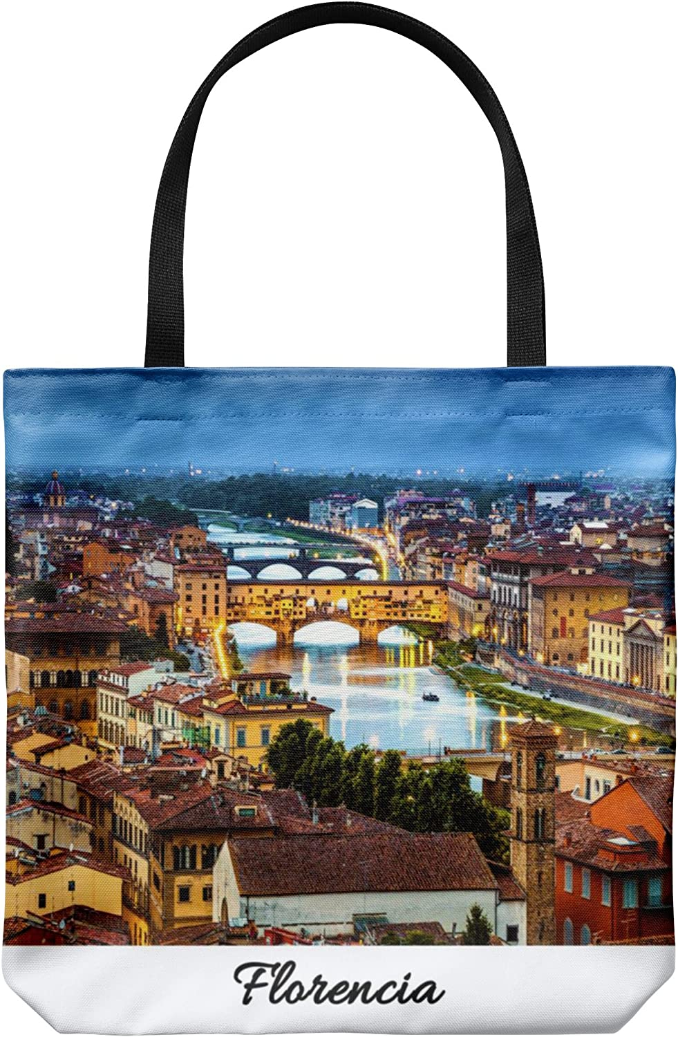 Florence II Italy Tote Bag...