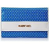 Sugarush Glitz Blue Women's Wallet (SR/GLT/WL2108/FIN2015)