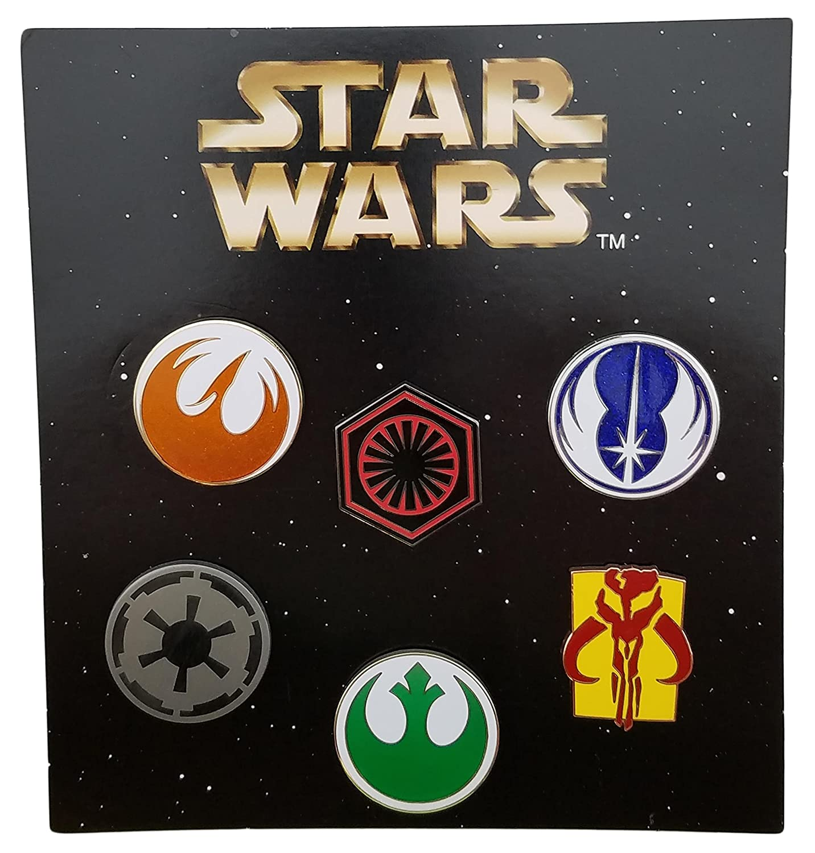 Disney Pin - Star Wars Emblems Booster Set