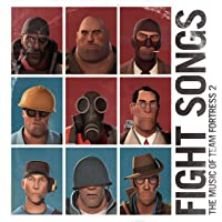 Fight Songs: The Music Of Team Fortress 2 (Gatefold/Poster/Game Card/Colored Vinyl)